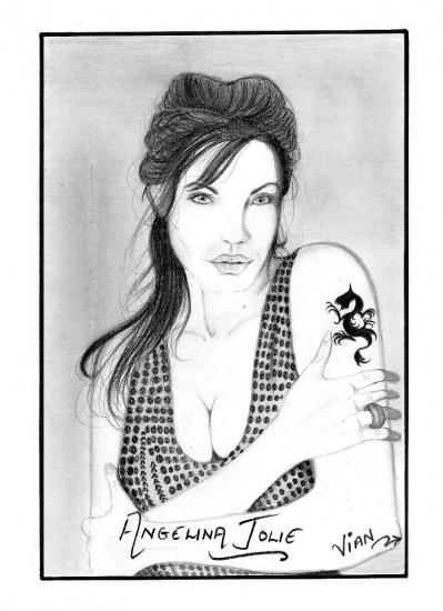 Angelina Jolie par lovingal18